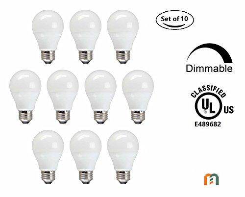 Equivalent Daylight Dimmable Mastery Mart