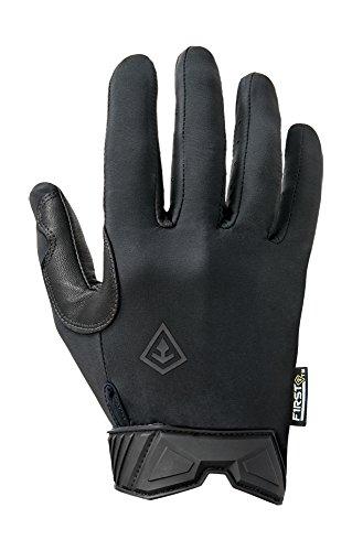 First Tactical Men's Lightweight Patrol Gloves, Black, X-Large