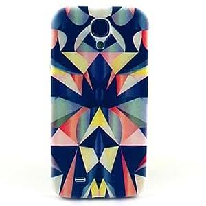 WQQ Teléfono Móvil Samsung - Cobertor Posterior - Gráfico/Dibujos Animados/Diseño Especial - para Samsung S4 I9500 ( Multi-color , Plástico )