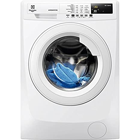 Electrolux RWF1284BW Independiente Carga frontal 8kg 1200RPM A+++ ...
