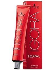 Schwarzkopf IGORA ROYAL Permanent Color Creme (6-00...