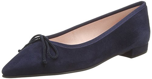 cheap sale collections Pretty Ballerinas Women's Deena Ballet Flats Blue (Angelis Navy Blue) really for sale get authentic deals yOAavZ8O6