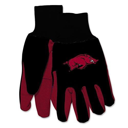 NCAA Arkansas Razorbacks Two-Tone Glove