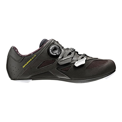 Mavic Sequence Elite Ladies Bici Da Corsa Grigio / Nero 2018 After Dark / Nero / Bianco