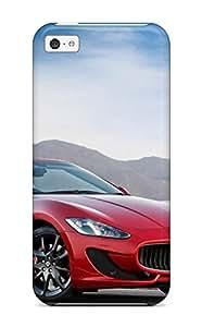 Snap-on Case Designed For Iphone 5c- Maserati Grancabrio 25