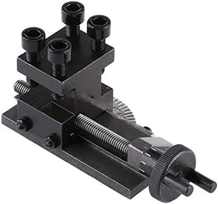 Mini Drehmaschine Drehwerkzeughalter Schnellwechsel Werkzeughalter Zubehör 30 Grad drehbar S/N: 10154 für SIEG C0 Mini Drehmaschine Tragbarer Lath Werkzeughalter