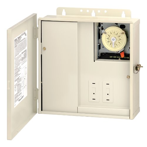 Intermatic T10004RT3 Pool Panel with Transformer 300-Watt, 20-Pound by Intermatic