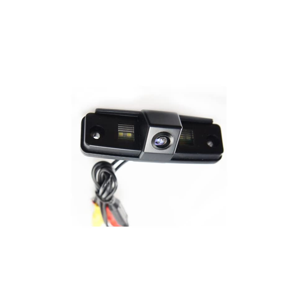 170° Color CCD Rear View Backup Reverse Camera for Subaru Forester Impreza Sedan