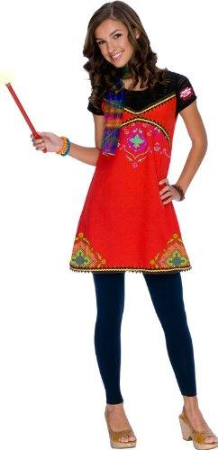 Wizards Of Waverly Place Alex Boho Witch Costume Child (Alex Wizards Of Waverly Place Costume)