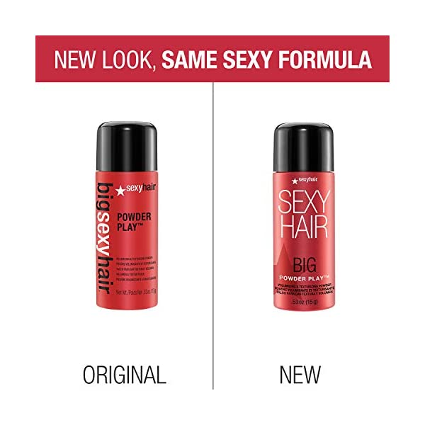 SexyHair Big Spray and Stay intense Hold Hair Spray Review 2021