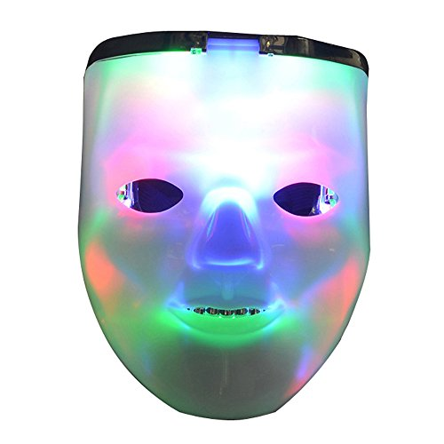 [M2C Halloween Party Night Lighting Mask Attractive Halloween Costume Interesting] (Sexy Devil Costumes Ideas)