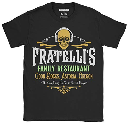 Fratelli's Family Restaurant T-shirt, 3 Colors, S to XXL
