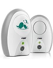 Reer 50040 Babyphone Neo Digitaal – 100% gehoorveilig, geluidsarm, 250 m bereik