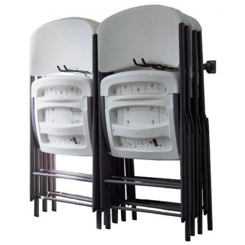 Gravity Freestanding Folding Chair Storage product image