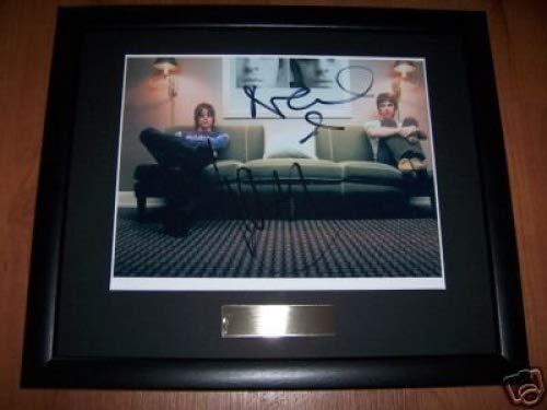 Oasis - Fotografia autografata di Liam Gallagher