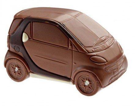 Hussel Schokoladen Auto Smart Amazonde Lebensmittel Getränke