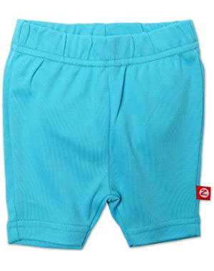 Baby Girls' Primary Solid Bike Shorts