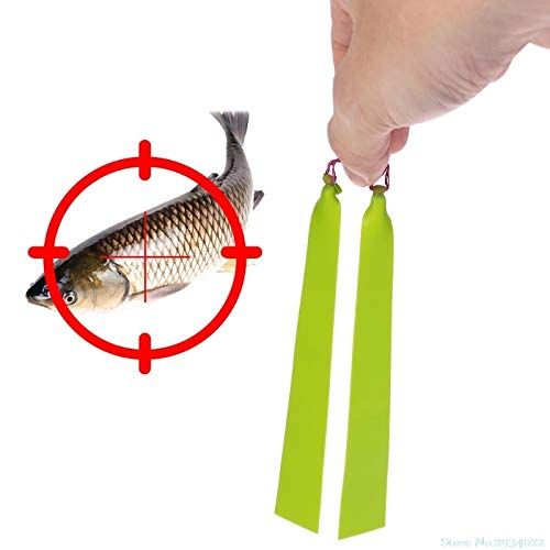 Susie-Smile - New Rubber Band Fishing Slings Shooting Fish Outdoor Hunting Latex Flat Tactical