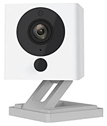 WyzeCam 1080p HD Wireless Smart Home Camera with Night Vision, 2-Way Audio, Free Cloud, for iOS and Android