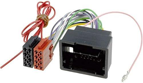 Sound Way Adapter Stecker Iso Autoradio Kompatibel Mit Elektronik