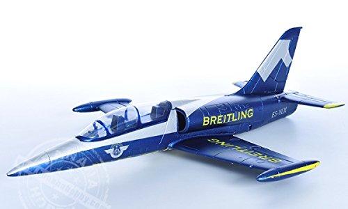 3 CH Blue 50mm L-39 Albatros V2 w/ Gyro RC EDF Jet PNP
