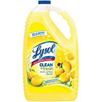 Deals on Lysol Clean & Fresh Multi-Surface Cleaner 144oz
