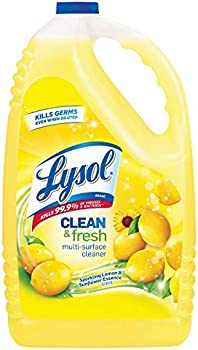 Lysol Clean & Fresh 144oz Multi-Surface Cleaner