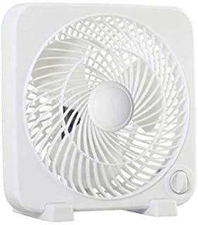 10in BATTERY Operated Portable Fan NEW Mainstays White