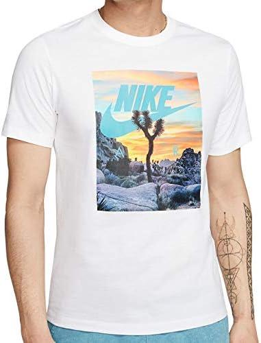 [ナイキ(NIKE)] FESTIVAL PHOTO Tシャツ CT6885 100 ホワイト S