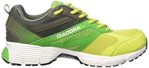 II Diadora Adulto Verde Zapatillas Sorgente Action Lime Unisex Faqawx6S5