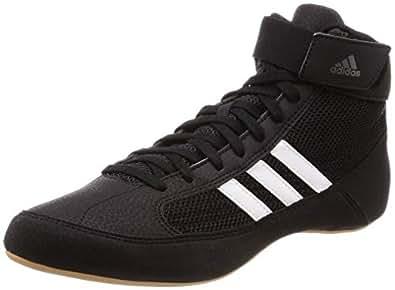 adidas Men's Havoc Wrestling Boots, Black, AU7