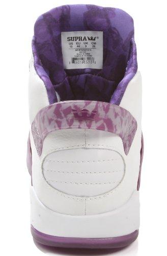 Supra Herren Sneakers SKYTOP III White/Purple-White S07074