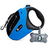 TaoTronics Retractable Dog Leash with Waste Bag