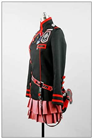 CosplayerWorld Cosplay Costume Size S D.Gray-man Lenalee Lee Japanese Anime Manga Convention Dress Suit Cosplay Tailor Made