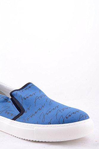 Slip on Armani Jeans stampa 935064-7P404 15232 fantasia logo