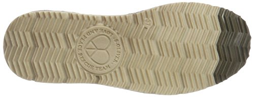 Botas 26412 Slouch Mujer S Verde khaki oliver Para tPB5wx