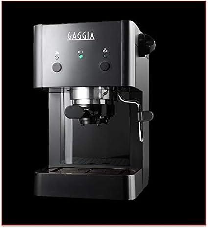 Gaggia Gran Gaggia Nera RI8423 12 Macchina Da Caffè Manuale