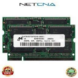 MEM-NPE-G1-512MB Cisco 512MB (2x256MB) 7200 NPE-G1 Approved Main Memory Kit 100% Compatible memory by NETCNA (512 Mb Main Memory)