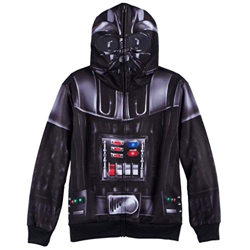 Star Wars Men's Darth Vader Costume Jacket,