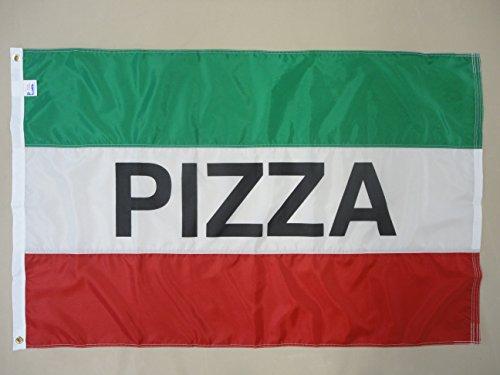 Nylon Horizontal Message Flag, 3' x 5',