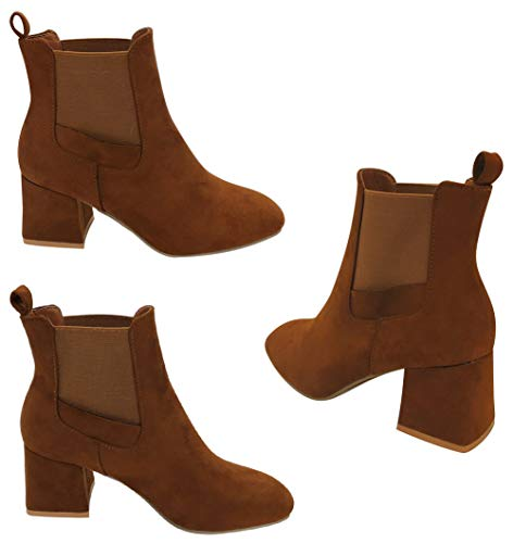 Assorted Slipon Bootie for Tan Ankle Sale Women Girls Classic Fall TravelNut New Lucia Slipon Colors BxTXPcqR