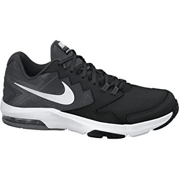 outlet store 0245c 9ba46 Nike Men s Air Max Crusher 2 Cross Trainers-Black White, Size 8.5