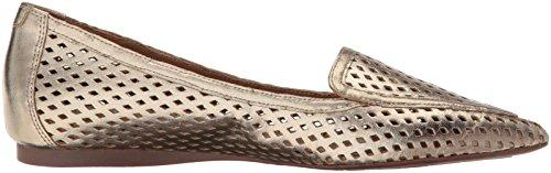 Sole Pointed Vandalay Platino Women's Flat Metallic Fs Toe Ny French 1RdSCqxC