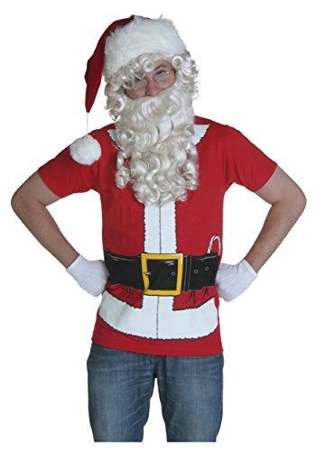 (Impact Santa Claus Costume Tee (X-Large))