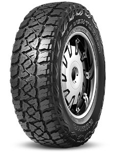Kumho Road Venture MT51 All-Terrain Radial Tire - 33X12.5...