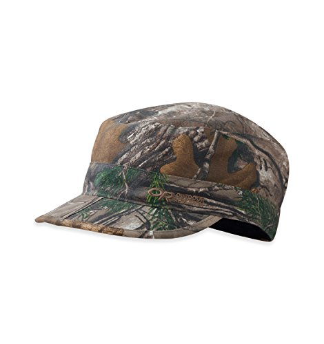 Outdoor Research Radar Camouflage Pocket Cap, Realtree Xtra, X-Large