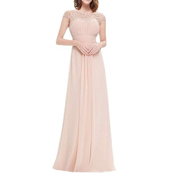 Amazon.com: FORUU Vestidos para mujer, estilo retro, floral ...