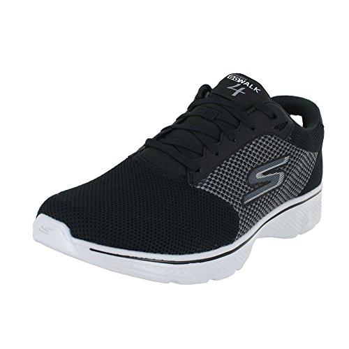 Skechers Go Walk 4 Damen Sneakers Turnschuhe Laufschuhe 14146 Nvw Blau Navy