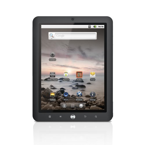 Coby Kyros 8-Inch Android 2.2 4 GB Internet Touchscreen Tablet- MID8024-4G (Black) from Coby