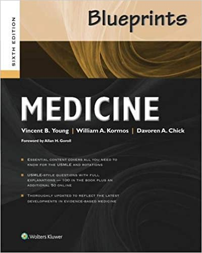 Blueprints medicine blueprints series 9781469864150 medicine blueprints medicine blueprints series sixth edition malvernweather Gallery